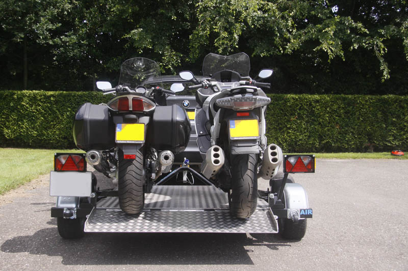 Airtrailer Duo
